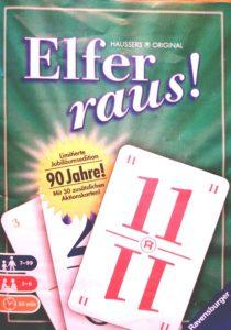 """Spielanleitung von """"Elfer raus"""" zum Download. (Bild anklicken)"""