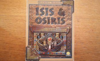 Isis & Osiris Spiel: Anleitung, Testbericht & Bilder