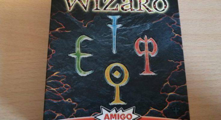 Wizard: Spielregeln, Test & Bilder