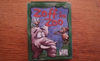 Zoo im Zoo: Ein Kartenspiel für Tierliebhaber